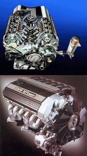 محركات VANOS من BMW