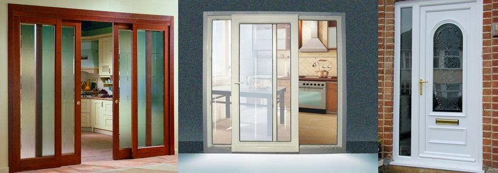 Double Glazed Sliding Doors