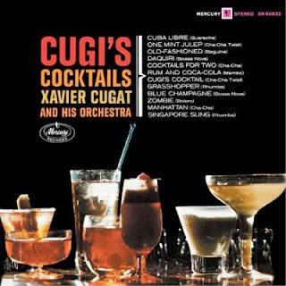 Xavier Cugat - Cugi\'s Cocktails (1963)