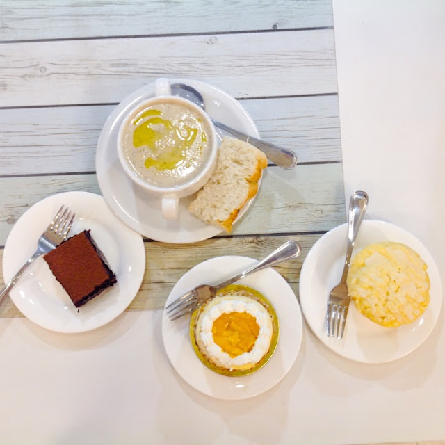 Country Basket Pastries and More, Lower Ground Floor SM City Cebu. Dessert places in Cebu