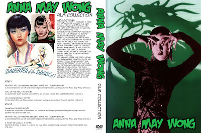 Fan made Anna May Wong DVD cover