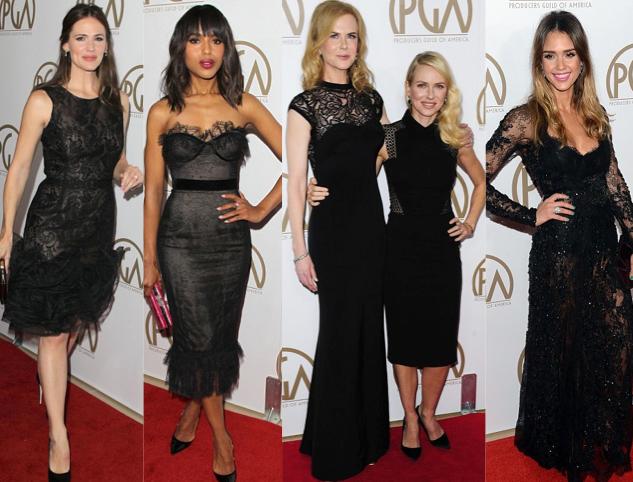 Top 10 Red Carpet Dresses 2013