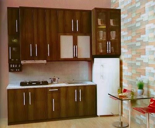 Model Desain Dapur Minimalis Sederhana Terbaru