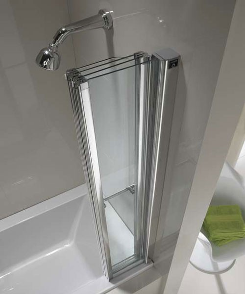 folding bath screens