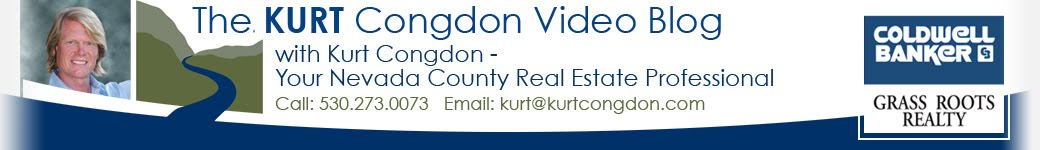 Kurt Congdon - Grass Valley, CA Realtor