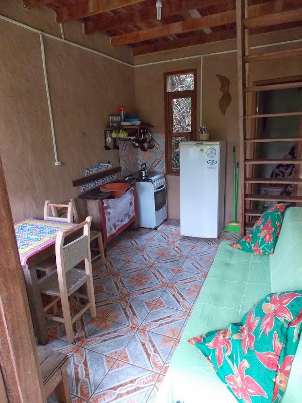 Cabana 2 Vista da porta