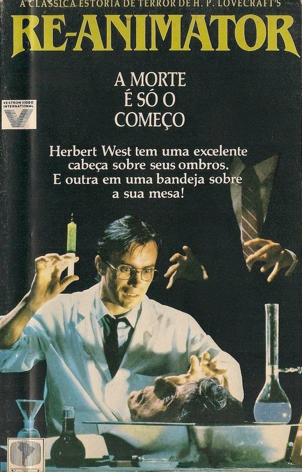 Re-Animator: A Hora Dos Mortos Vivos – Dublado (1985)