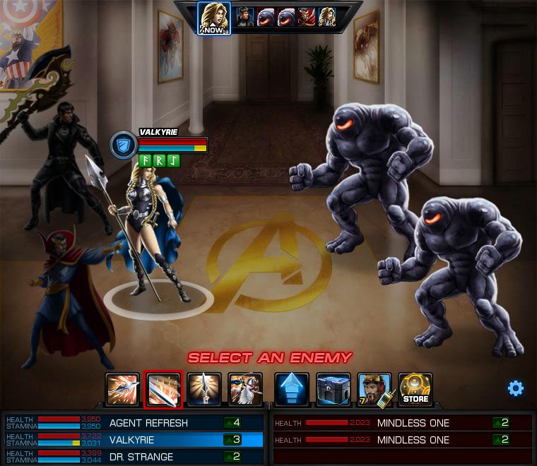 marvel avengers alliance play now