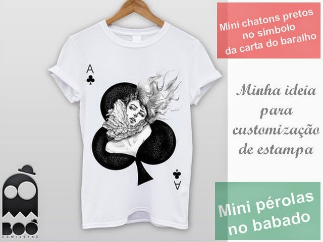 Camiseta Ás de Paus