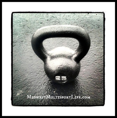 Garage Gym: Kettlebells