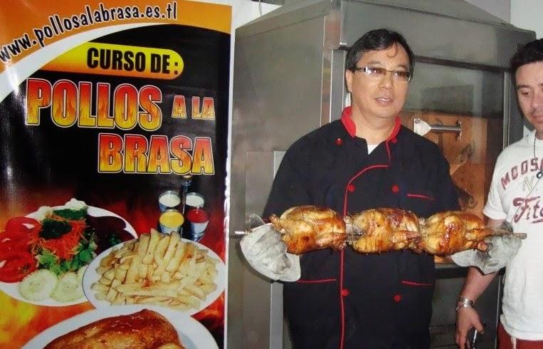 La Receta perfecta de los pollos a la brasa- Blog oficial Chef Rafael Punchin-  Lima Perù