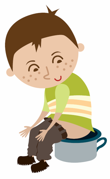 Imagenes De Puedo Ir Al Baño:una de las etapas del desarrollo de los niños que los padres suelen
