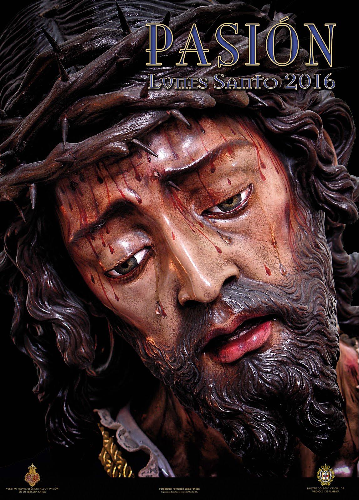 Cartel Lunes Santo 2016