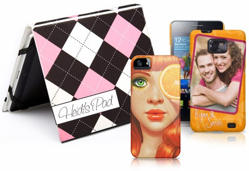 Custom Mobile Device Cases - iPad, iPod, iPhone and more
