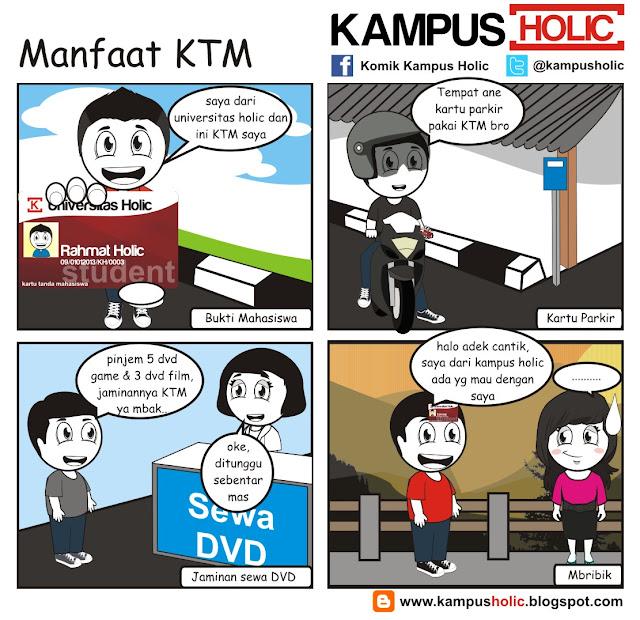 #138 Manfaat KTM mahasiswa