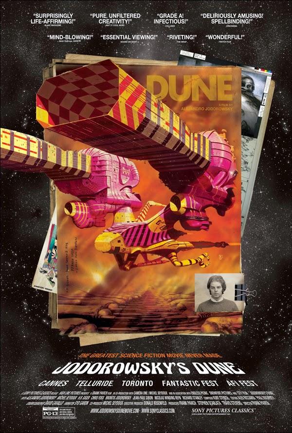Дюна Ходоровского / Jodorowsky's Dune