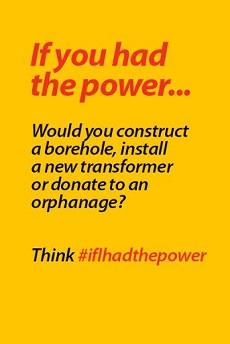 #Ifihadthepower