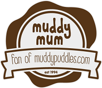 Muddy Mummy!