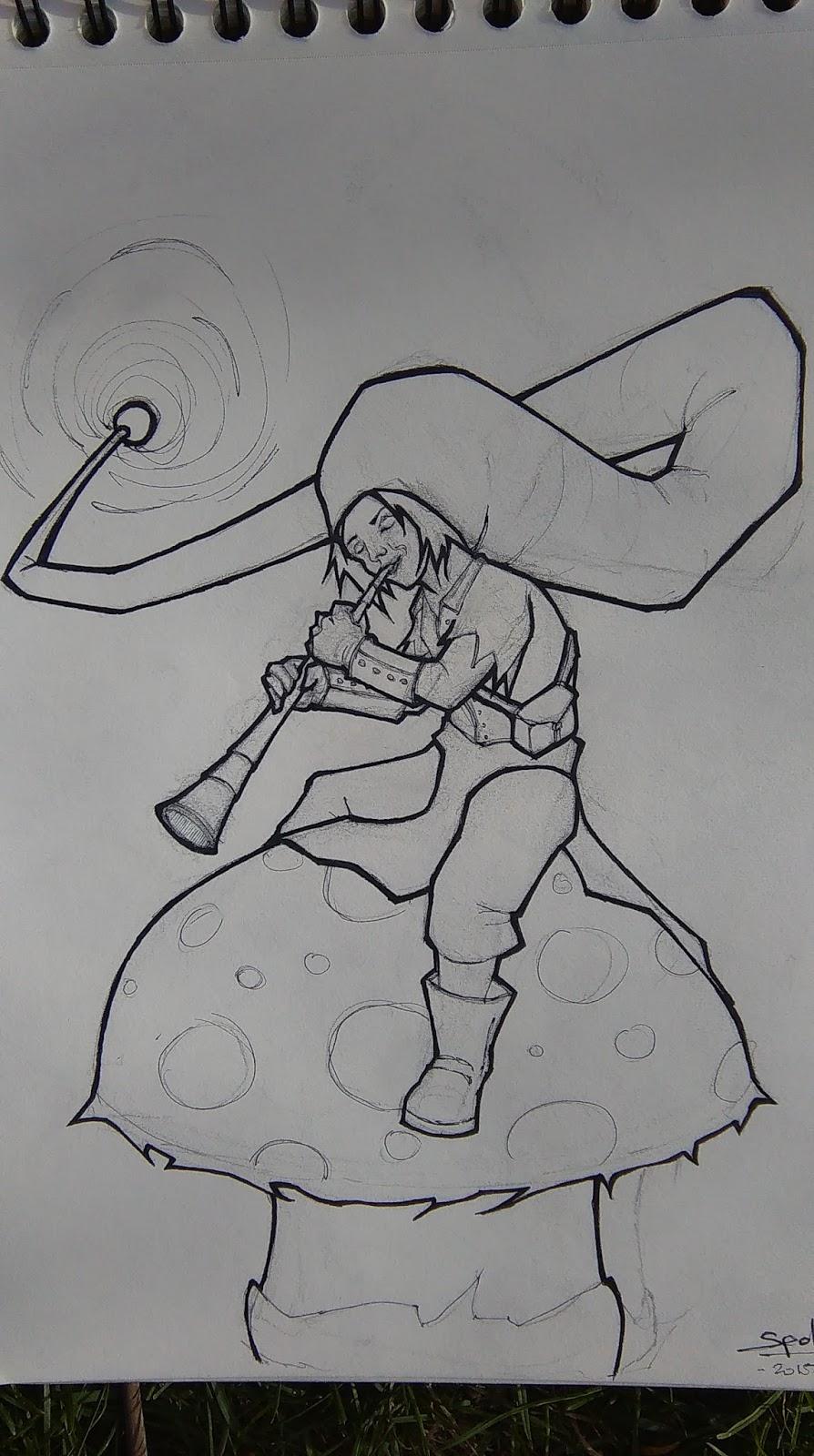 [SPOLYK] - Geometries & sketches 2