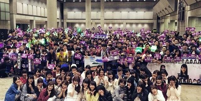 Matsui-Rena-Menghadiri-Event-Handshake-Nogizaka46-Terakhirnya