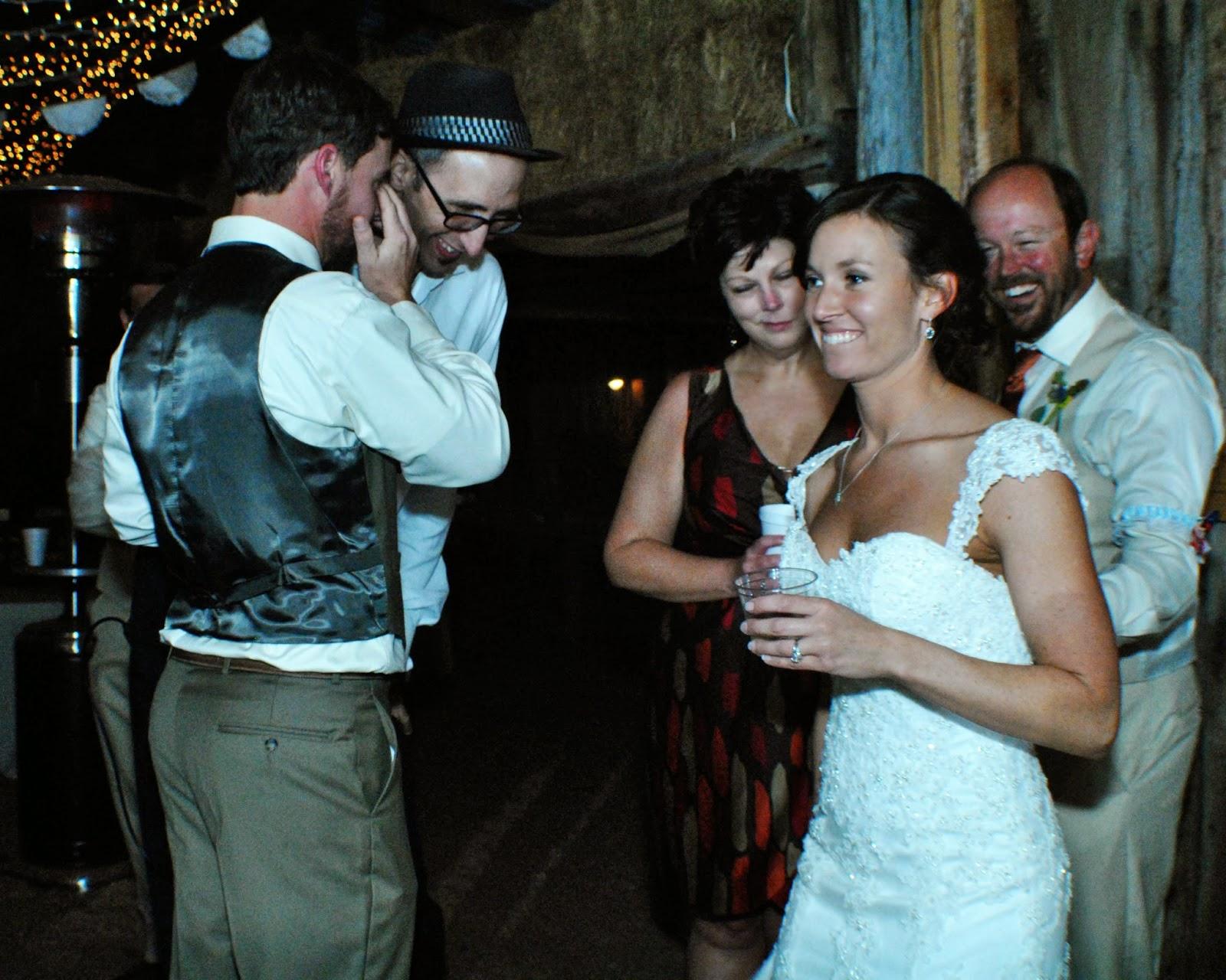 With Class LLC Wedding Coordination Party DJ - The Barn at High Point Farm - Flintstone, GA - DJ Mark