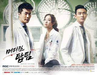 Sinopsis Medical Top Team