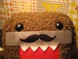 Moustache Kun