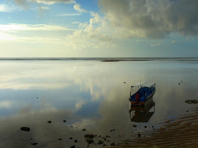 Tanjung Benoa Beach, Bali.