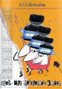 ¡Felices 3 años Revista el Libertador de San Nicolás!