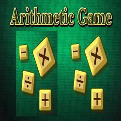 Math Game: Arithmetic