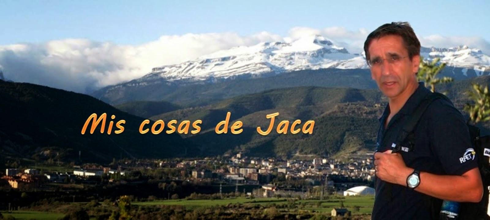 """""""Mis Cosas de JACA"""""""