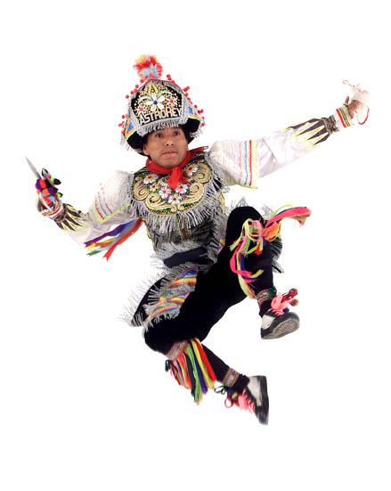 Danza De Las Tijeras