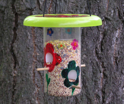 bad lawyer clean your damn bird feeder bird feeder 500x421