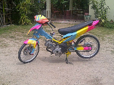jupiter mx drag race modif
