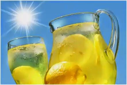 lemon membantu meningkatkan kesihatan kulit dan badan
