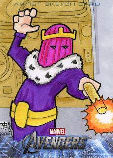 baron zemo, avengers, j(ay)