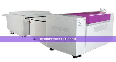 Mesin CTP (Computer to Plate) harga murah