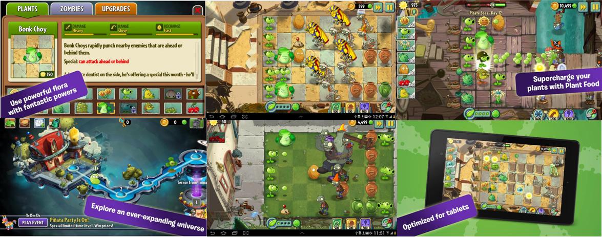 Plants vs Zombies™ 2 V.3.0.1
