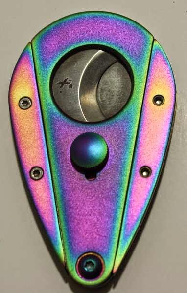 Xikar Xi3 Titanium Spectra Cutter