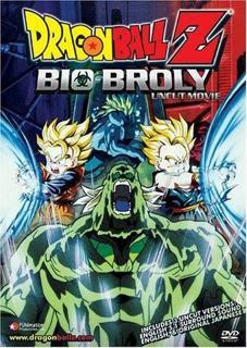 Dragon Ball Z el Regreso de Broly en Español Latino