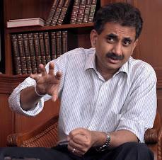 P R Venketrama Raja, Managing Director, Ramco Asbestos Industries