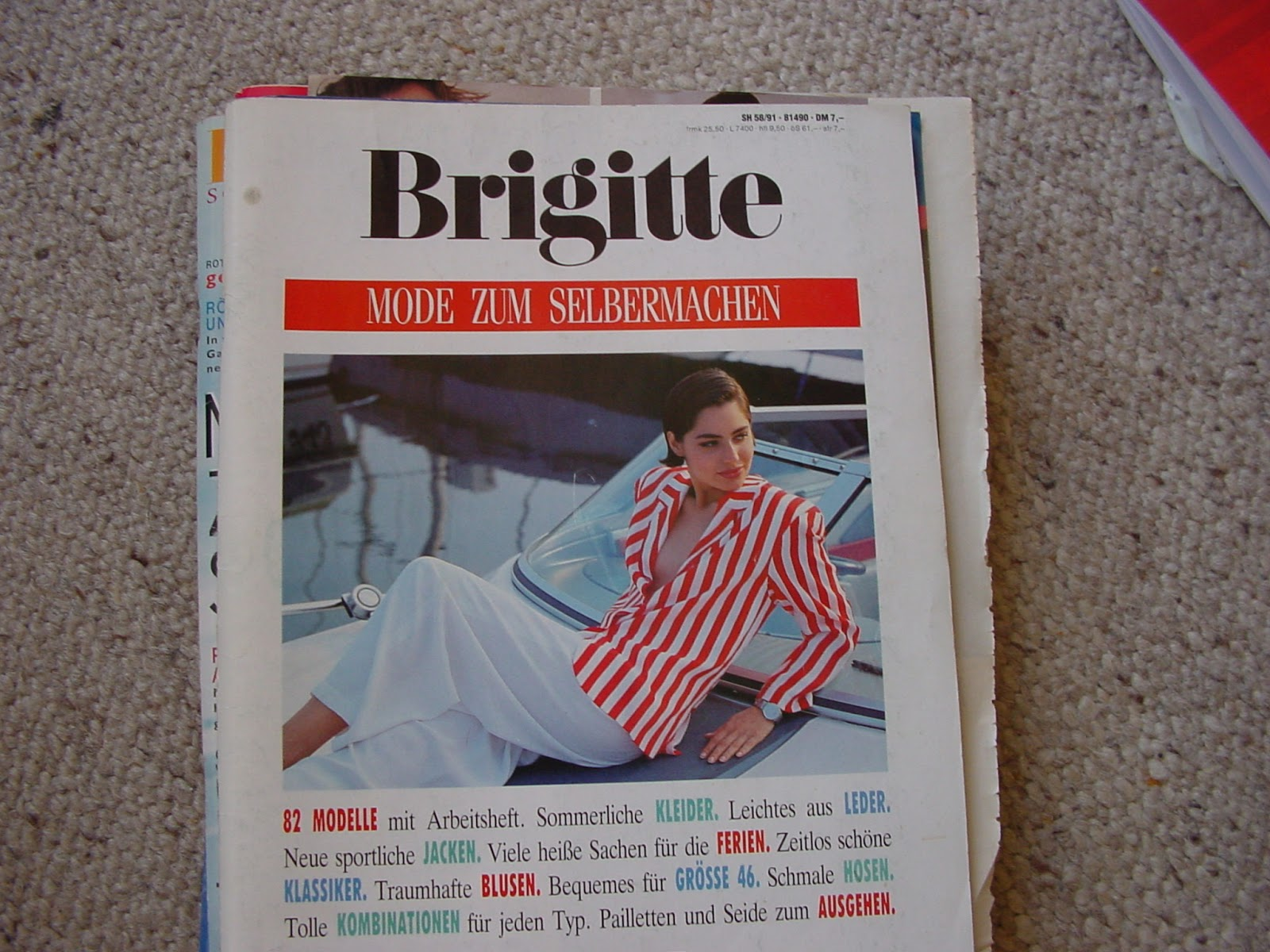 nähen und ernten: Brigitte Sonderhefte