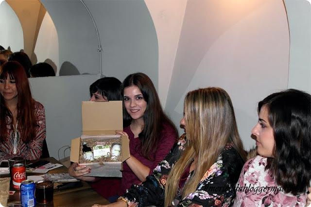 Merienda Blogger de Madrid