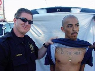 Funny Policeman