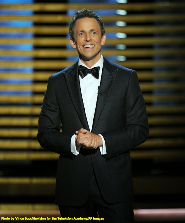 Seth Meyers, 2014 Primetime Emmy Awards