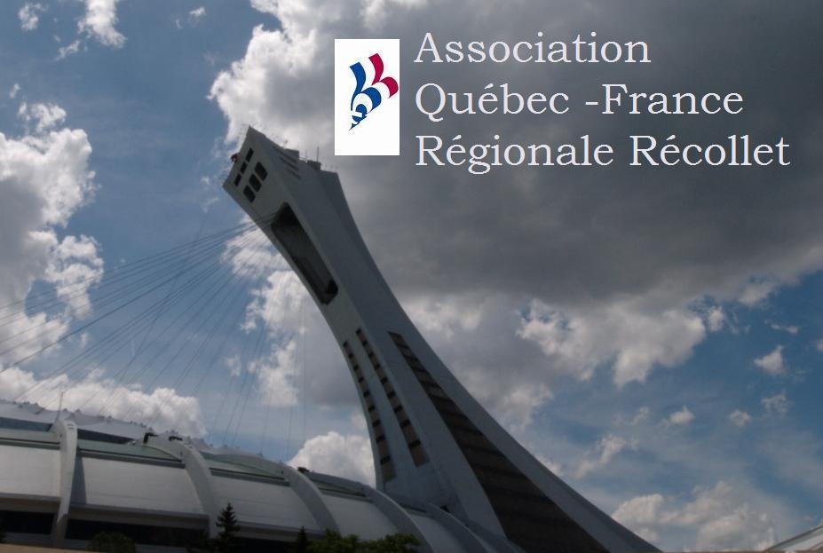 Québec-France Régionale Récollet