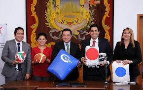 Trabajamos por una nueva cultura del deporte en Xalapa: Américo Zúñiga