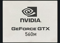 Nvidia Geforce GTX 560M