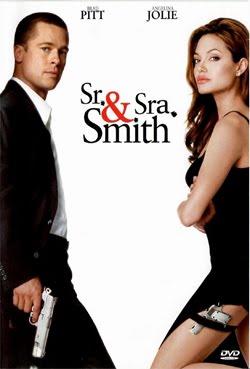 Sr. e Sra. Smith   Dublado