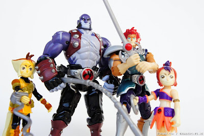 Wilykit Thundercats on Thundercats 2011 Wave 1 4 Inch Figure Photo Gallery  Lion O  Panthro